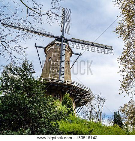 Alkmaar, The Netherlands - April 22, 2016: