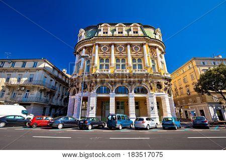 City Of Rijeka Historic Architecture