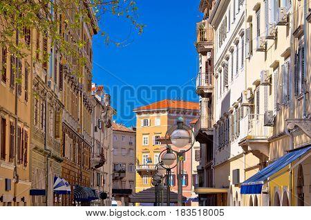 City Of Rijeka Center Street View