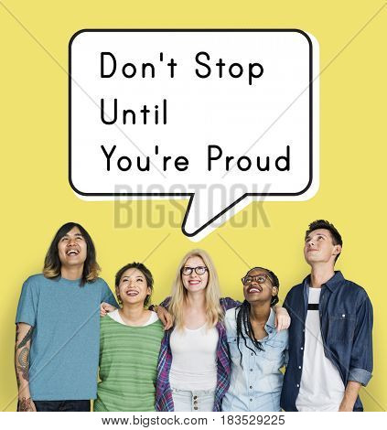 Proud Best Appreciate Perfect Victory Success