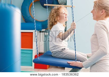 Sensory Intergration Class With Physiotherapist