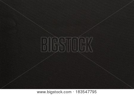 the textured background of fabric or textile material of black color