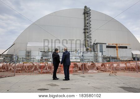 Anniversary Of Accident On Chornobyl Nuclear Power Plant