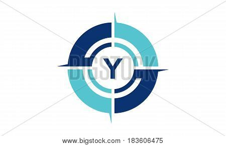 This image describe about Compass Guide Solution Initial Y