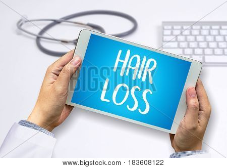 Alopecia Air Loss Haircare Medicine Bald Treatment , Hair Loss Symptoms Alopecia Male Head