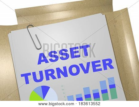 Asset Turnover Concept