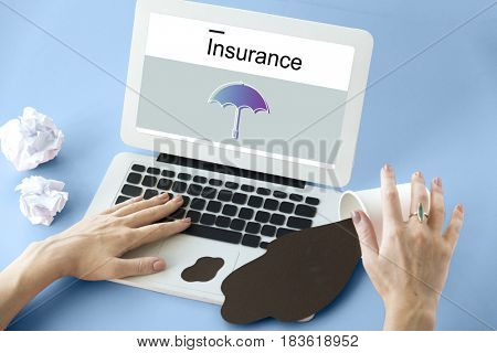 Secure Insurance Assurance Protection Risk