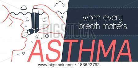 Banner Bronchial Asthma