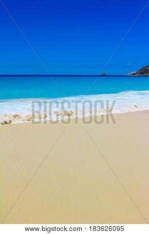 Tide Scene Beach