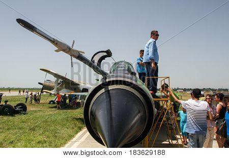 Mig 21 Airplanes