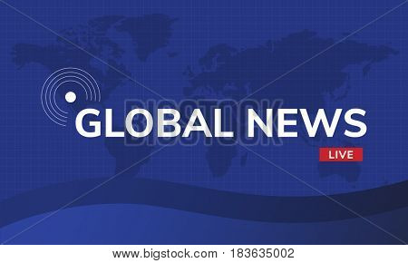 Global news for upadate information announcement