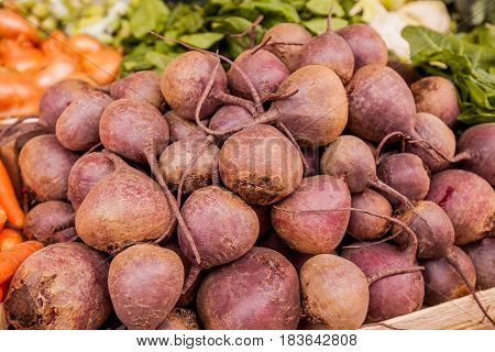 Fresh Beets Market