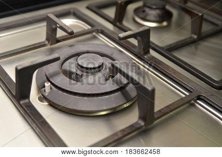 Used Gas Kitchen Stove