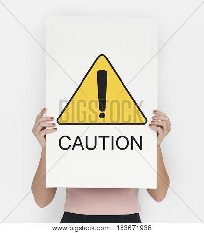 Caution Alert Critical Error Failure Notice