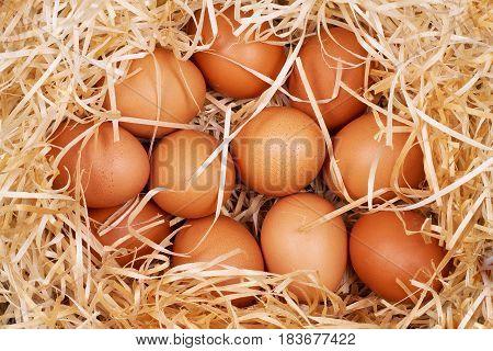 Eggs on wooden background Uova, Huevos, Jajka, Yumurta, Vejce, Jajca