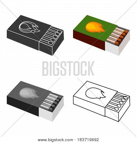 Match icon of vector illustration for web and mobile design
