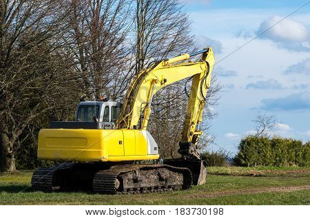 The Old Excavator
