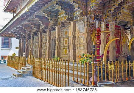 The Inner Shrine Building