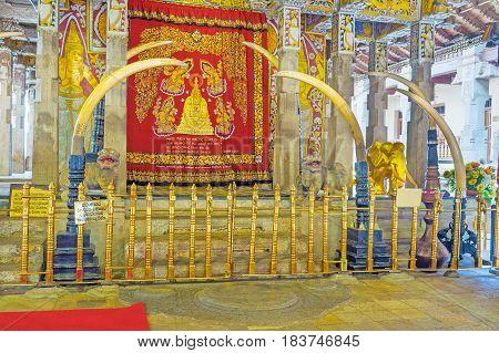 Handun Kunama Shrine