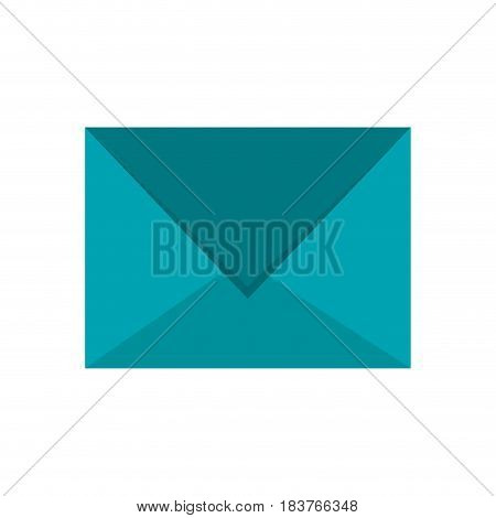 message envelope icon image vector illustration design