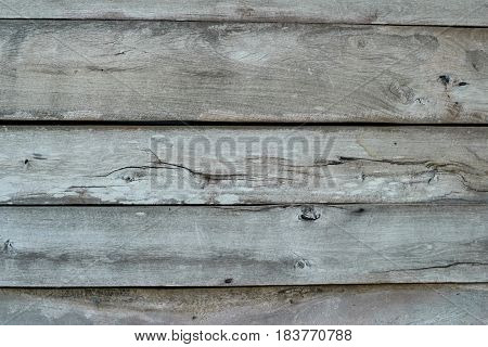 Close up Texture of old wood background