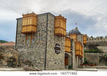 Hotel Rabath In Rabati Castle In Akhaltsikhe, Georgia
