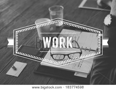 Work Job Occupation Career Recruitment Word