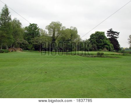 Fairway To The Green