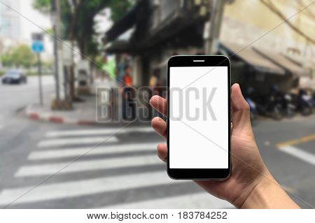 blurred photo, Blurry image, motorcycle taxi, background