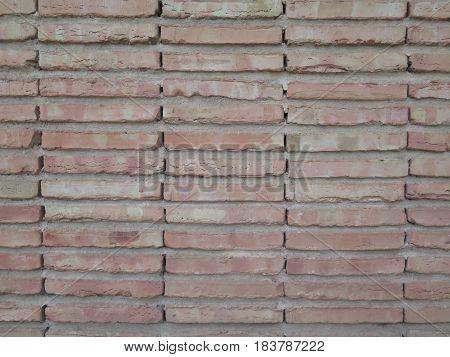 Unusual Brick Wall