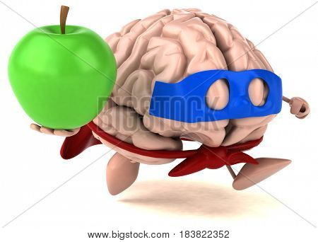 Brain - 3D Illustration