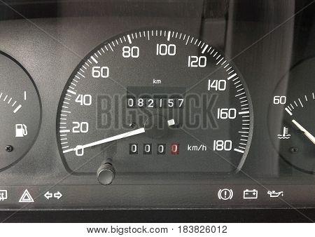 Speedometer Speed Meter