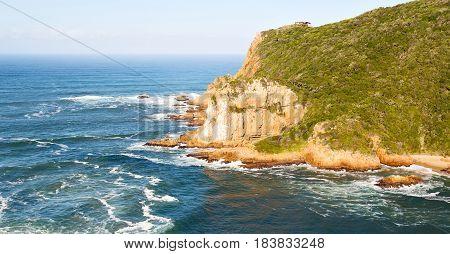 In South Africa   Sky    Ocean