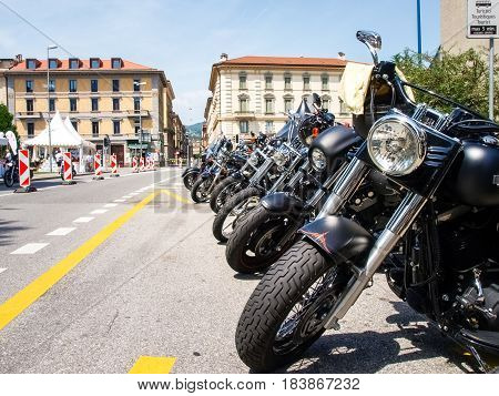 Third Edition Of Swiss Harley Days