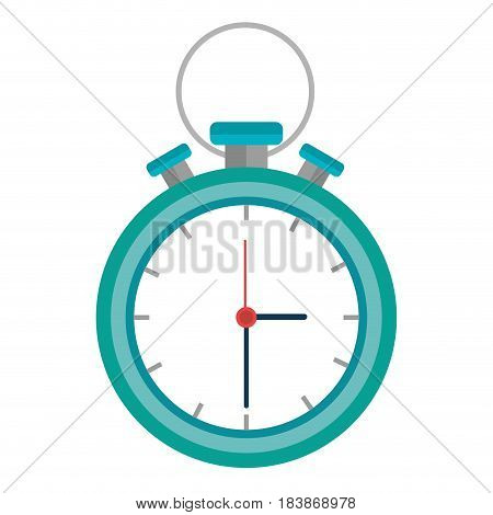 chronometer counter isolated icon vector illustration design