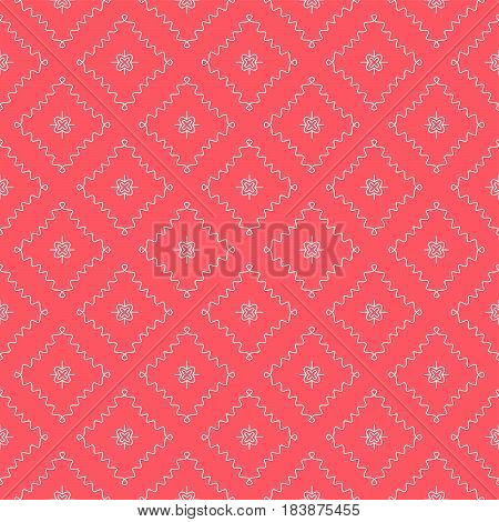 Abstract seamless pattern,Vector illustration, Modern stylish texture. Repeating geometric tracery.