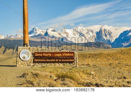 El Chalten, Patagonia, Argentina