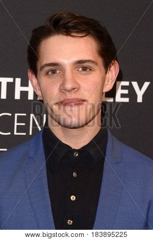 LOS ANGELES - APR 27:  Casey Cott at the