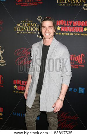 LOS ANGELES - APR 26:  Robert Palmer Watkins at the NATAS Daytime Emmy Nominees Reception at the Hollywood Museum on April 26, 2017 in Los Angeles, CA