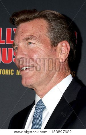 LOS ANGELES - APR 26:  Peter Bergman at the NATAS Daytime Emmy Nominees Reception at the Hollywood Museum on April 26, 2017 in Los Angeles, CA