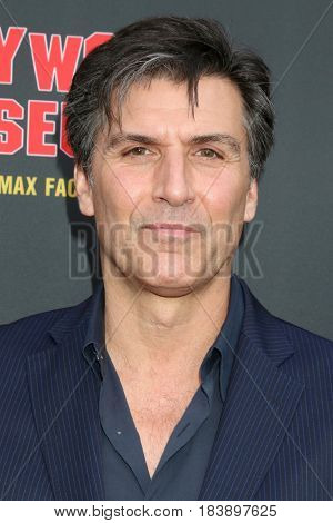 LOS ANGELES - APR 26:  Vincent Irizarry at the NATAS Daytime Emmy Nominees Reception at the Hollywood Museum on April 26, 2017 in Los Angeles, CA