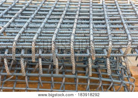 Steel rods bars can used for reinforce concrete