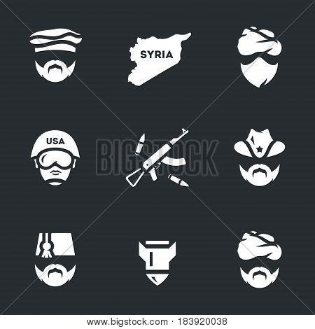 Kurd, map, bandit, American, weapons, Russian, Turk, bomb, Iraqi.