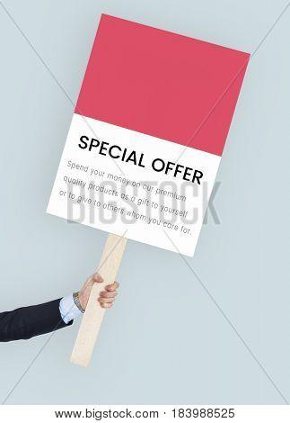 Best Price Premium Sale Concept