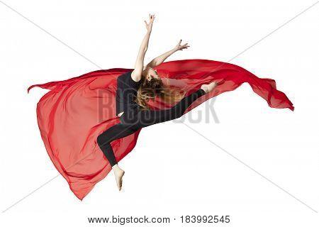 Modern ballet women dancers - series of photos