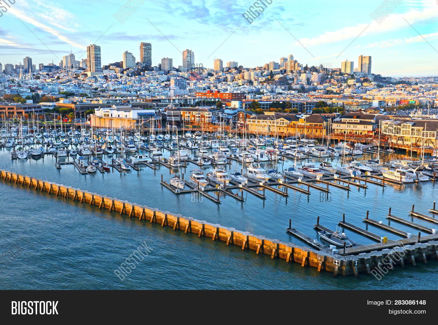 San Francisco Bay Area Image Photo Free Trial Bigstock