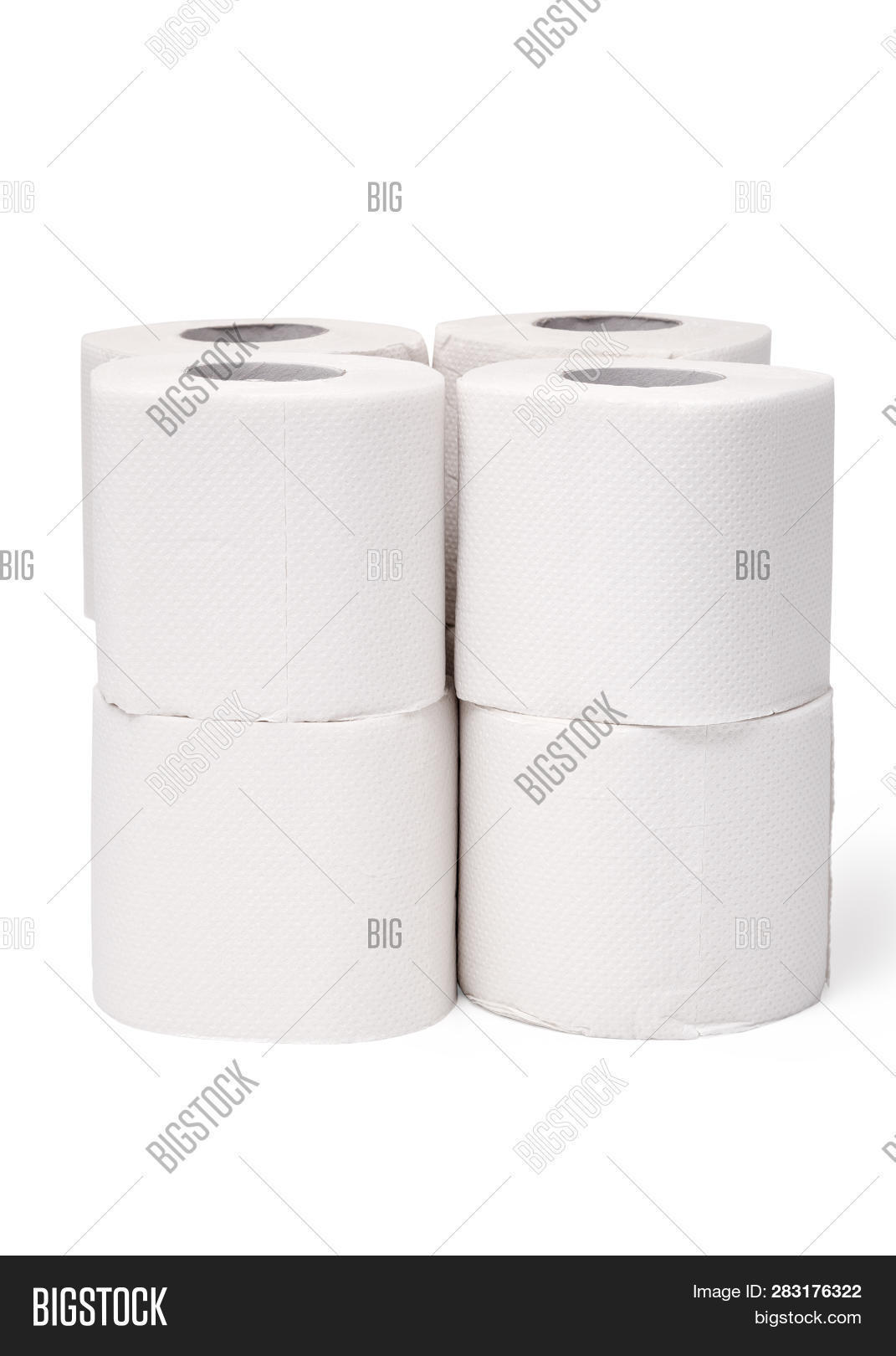 Clean White Tissue Image Photo Free Trial Bigstock