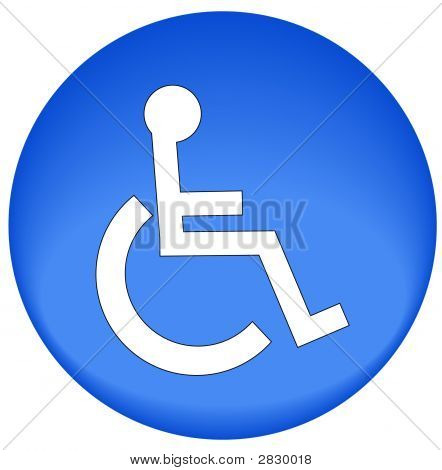 Handicap Button