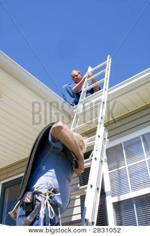 Roofers Ladder
