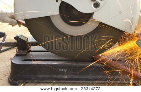 The Smith Are Cutting Steel